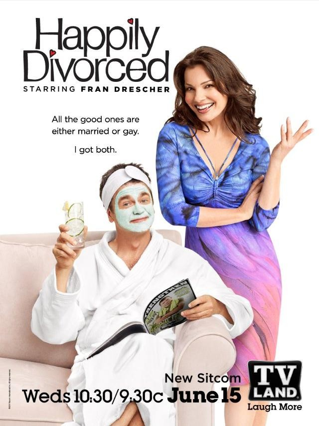 Happily Divorced serie